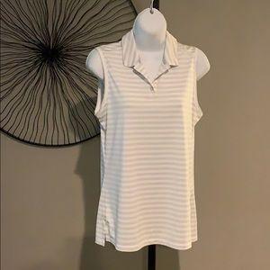 ⛳️ Nike Drifit sleeveless Golf shirt